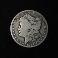 1894-O $1 MORGAN SILVER DOLLAR TOUGHER DATE US TYPE COIN