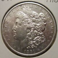 1891-O MORGAN SILVER DOLLAR BETTER DATE US SILVER COIN WITH GREAT DETAILS