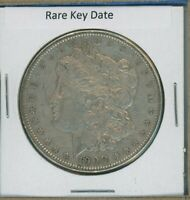 1900 S MORGAN DOLLAR $1 US MINT  KEY DATE SILVER COIN 1900-S