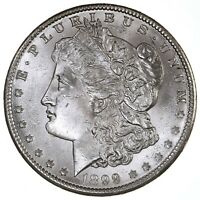RAW 1899-O MORGAN $1 UNCERTIFIED UNGRADED US MINT SILVER DOLLAR COIN