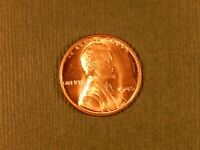 1945 P LINCOLN CENT -  UNCIRCULATED / BU
