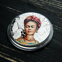 FRIDA KAHLO 1 OZ PROOF SILVER COIN 1000 FRANCS CFA CAMEROON