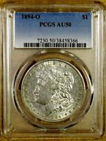 1894-O PCGS AU50 MORGAN DOLLAR