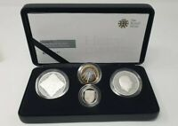 2008 PIEDFORT SILVER PROOF COLLECTION