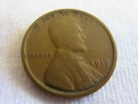 1919  LINCOLN WHEAT  ONE CENT   ..         7.8/19