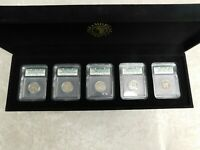 2001-S STATE QUARTERS US MINT PR69 DCAM LIMITED EDITION ICG SIGNATURE SERIES