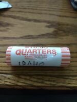 ROLL OF 40 STATE QUARTERS UNCIRCULATED IDAHO