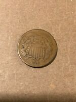 1869 UNITED STATES TWO CENTS