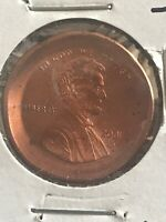 UNITED STATES 2001 D ERROR ONE CENT PENNY COINS HUGE BROADST