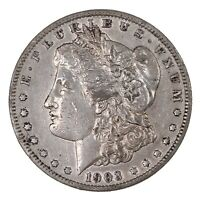 RAW 1903-S MORGAN $1 UNCERTIFIED UNGRADED CLEANED SAN FRANCISCO SILVER DOLLAR