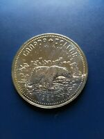 1980 CANADIAN SILVER DOLLAR  $1  NO RESERVE