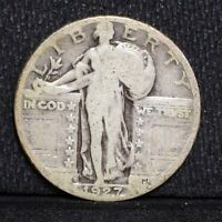 1927-D STANDING LIBERTY QUARTER - GOOD 30176