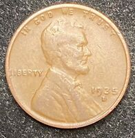 1935 D LINCOLN WHEAT CENT- SHIPS FREE