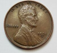 2  FINE LOW MINTAGE 1917 S LINCOLN WHEAT CENT