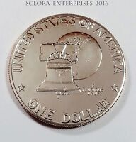 1976 S EISENHOWER PROOF DOLLAR COIN TYPE I 1  SHIPS FREE