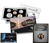 2019 SILVER PROOF SET & 2019