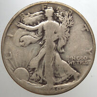 1940 P WALKING LIBERTY HALF DOLLAR15 VG  FOR YOUR COLLECTION
