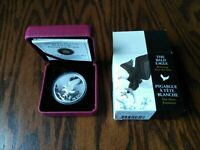 2013 RCM FINE SILVER THE BALD EAGLE $20 COIN NO RESERVE