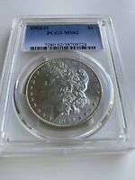 1902-O MORGAN SILVER DOLLAR $1 PCGS MINT STATE 62 78280.62/38709724