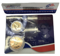 2009 ZACHARY AND MARGARET TAYLOR FIRST SPOUSE PRESIDENTIAL COIN & MEDAL SET