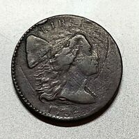 1794 LIBERTY CAP LARGE CENT  S-32  AFFORDABLE KEY TYPE COIN