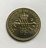 2 COIN CLAIM OF RIGHTS 1989