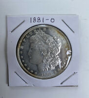 1881 O MORGAN SILVER DOLLAR MINTED IN NEW ORLEANS