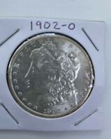1902 O MORGAN SILVER DOLLAR MINTED IN NEW ORLEANS