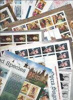 $94.94 FACE VALUE SHEETS ALL MNH.