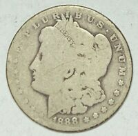 3 US 90 SILVER DOLLARS DATED 1888-0 ,1890-O &1924-S  PRICED TO SELL $65.95