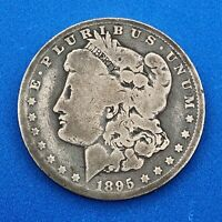 1895 O MORGAN SILVER DOLLAR BETTER KEY   NEW ORLEANS MINT COIN