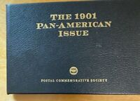 THE 1901 PAN-AMERICAN ISSUE - POSTAL COMMEMORATIVE SOCIETY - 6 STAMPS