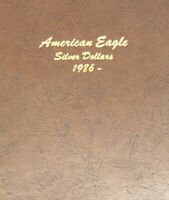 COMPLETE SET OF AMERICAN SILVER EAGLE DOLLARS - 1986-2020 - HIGH GRADE -