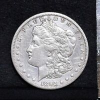 1892-CC MORGAN DOLLAR - VF DETAILS 33320