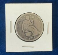 1875 SEATED LIBERTY COIN