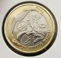 COMMONWEALTH GAMES IRISH 2POUND COIN FREE COIN CAPSULE IN GR