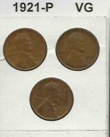 LOT OF 3 -
