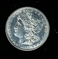 1888 S SILVER MORGAN DOLLAR $1 LOTS OF DETAIL 99C   WITTER C