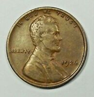 1926 LINCOLN WHEAT CENT  CH EF