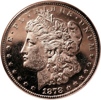 1878-S MORGAN SILVER DOLLAR BU UNCIRCULATED 90 SILVER 1021