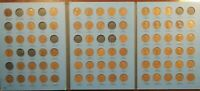 1909 TO 1940 LINCOLN SET VDB 1912S 1926S 1911D 1912D WHEAT CENT COLLECTION