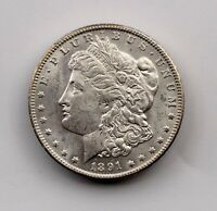 1891 O MORGAN SILVER DOLLAR BETTER DATE