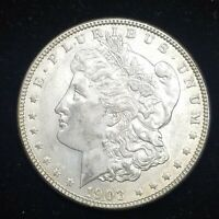 1903-P MORGAN SILVER DOLLAR  ACTUAL PHOTOS OF COIN  1