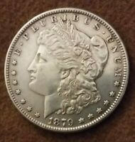 1879 S MORGAN SILVER DOLLAR GREAT SHAPE