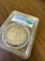 1901 MORGAN DOLLAR PCGS EXTRA FINE 45 VAM3 SHIFTED EAGLE DDR CAC TOP 100