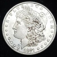 1881-O MORGAN SILVER DOLLAR  ACTUAL PHOTOS OF COIN  3