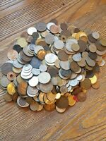 NICE LOT OF WORLD COINS MANY COUNTRIES SOME OLDER OVER 5.5 P