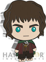 2021 CHIBI COIN   LORD OF THE RINGS SERIES: FRODO BAGGINS