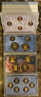 2009 US PROOF SET 18 DIFFERENT GEM PROOF COINS IN OGP