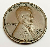1912 S LINCOLN WHEAT CENT / PENNY   VF -  FINE   SHIPS FREE